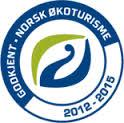 Norsk økoturisme logo