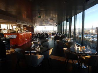 Restauranten på Hotell33 i Oslo